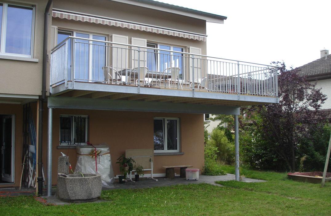 061 Umbau Küche und Balkon Zollikofen (2)
